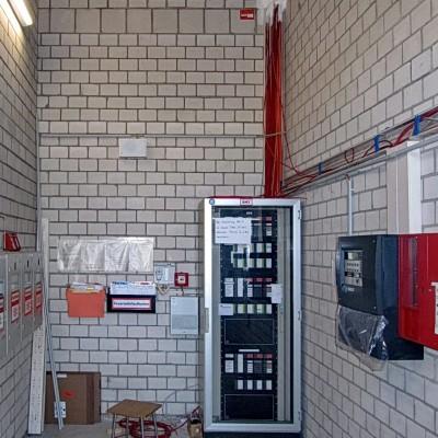 Brandschutz in Technikräumen