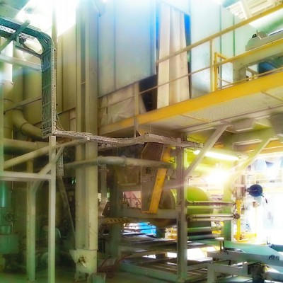 Anlageninstandhaltung Produktionsmaschine