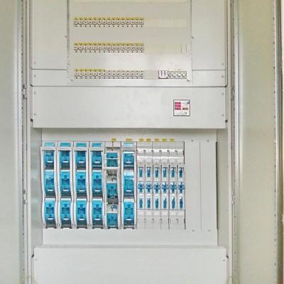 HV und UV Stromverteilerschränke